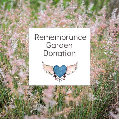 Remembrance Garden $50 Donation