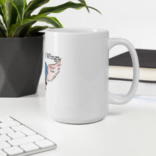 Load image into Gallery viewer, With Angel Wings Mug