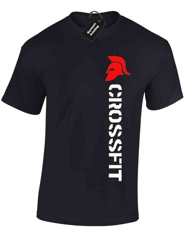 2019 Crossfit Spartan Men's T-Shirt