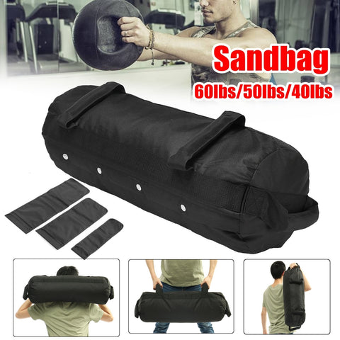 4 Pcs/Set Weightlifting Sandbasg