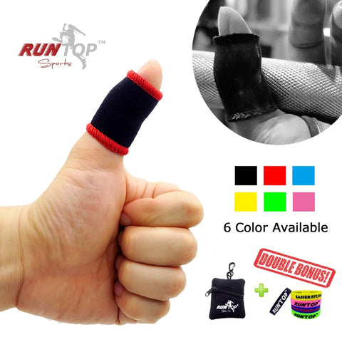 Crossfit Training Thumb Sleeve Finger Protector