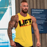 Lift Heavy Men's Tank Top
