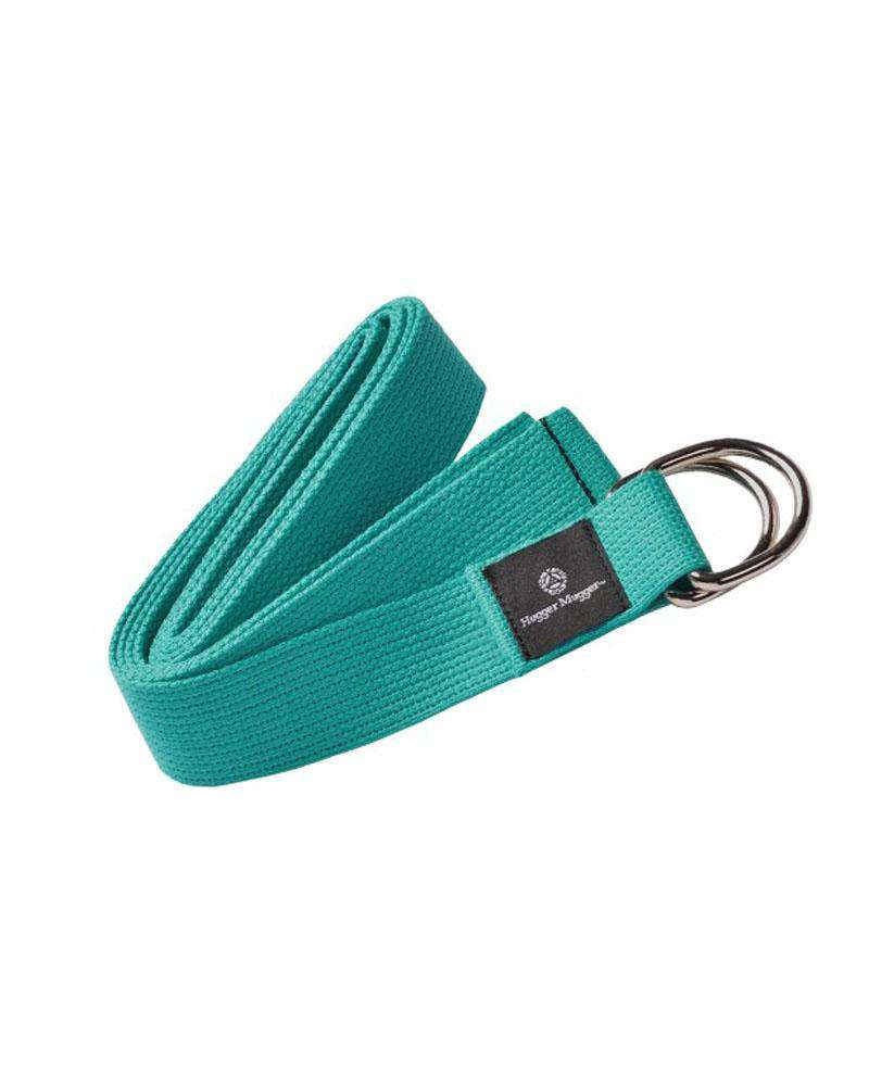 Cotton D-Ring 8' Yoga Strap - Mukha Yoga