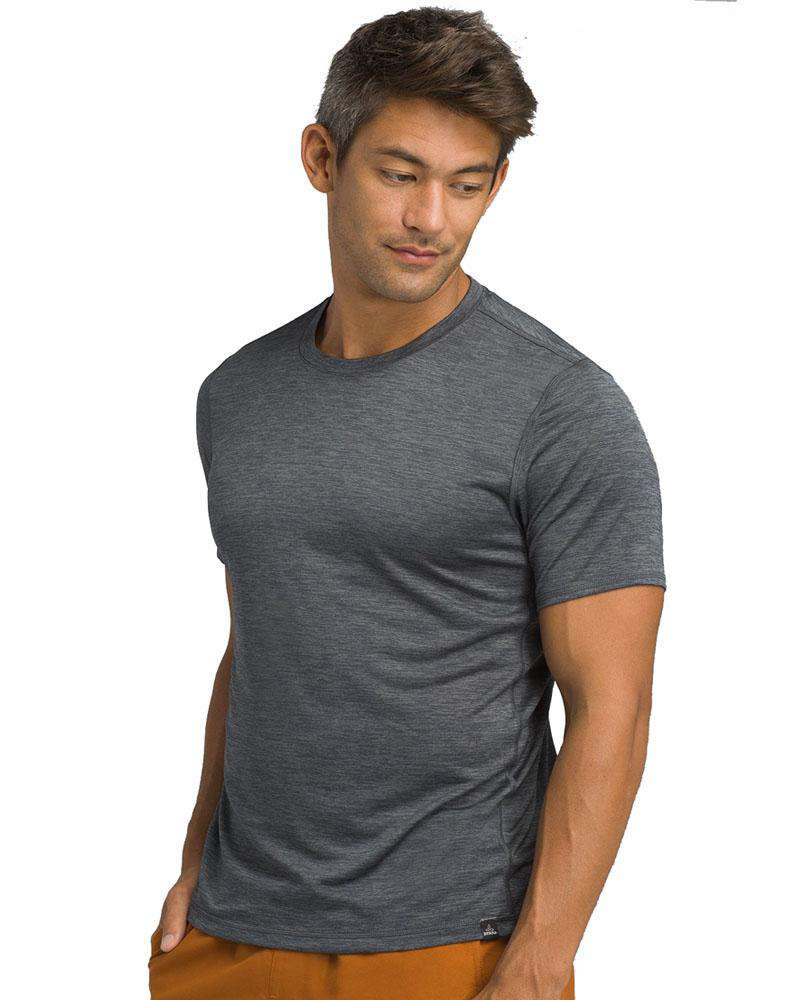 Hardesty Short Sleeve Shirt - Mukha Yoga