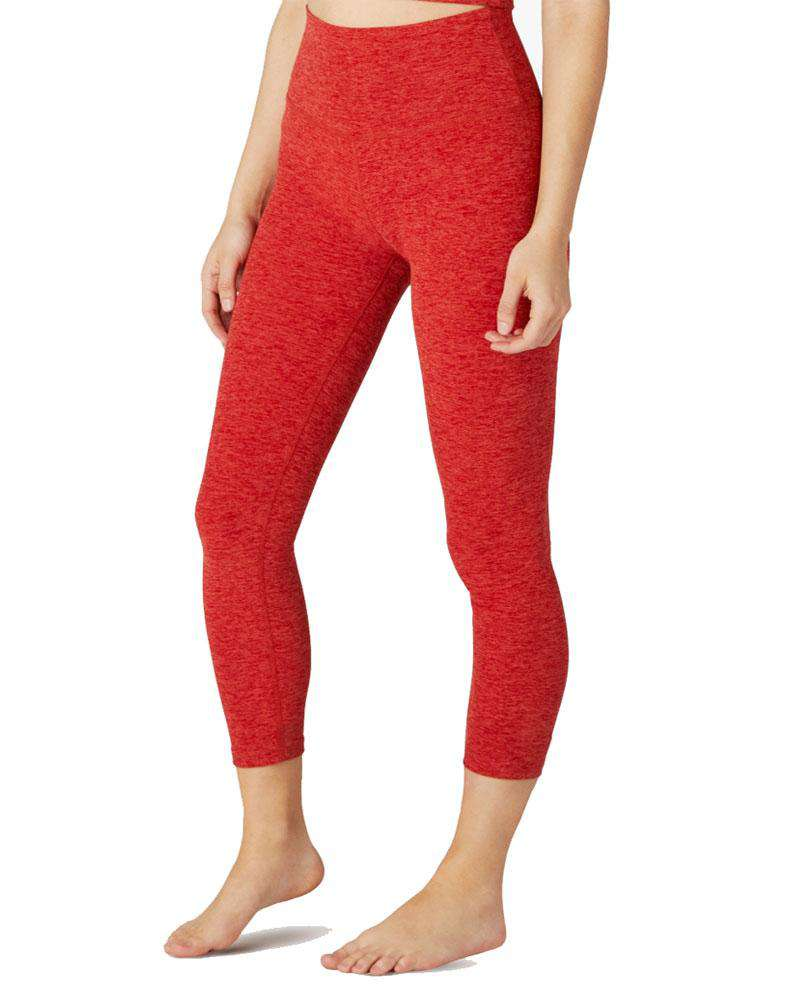 Spacedye High Waist Capri