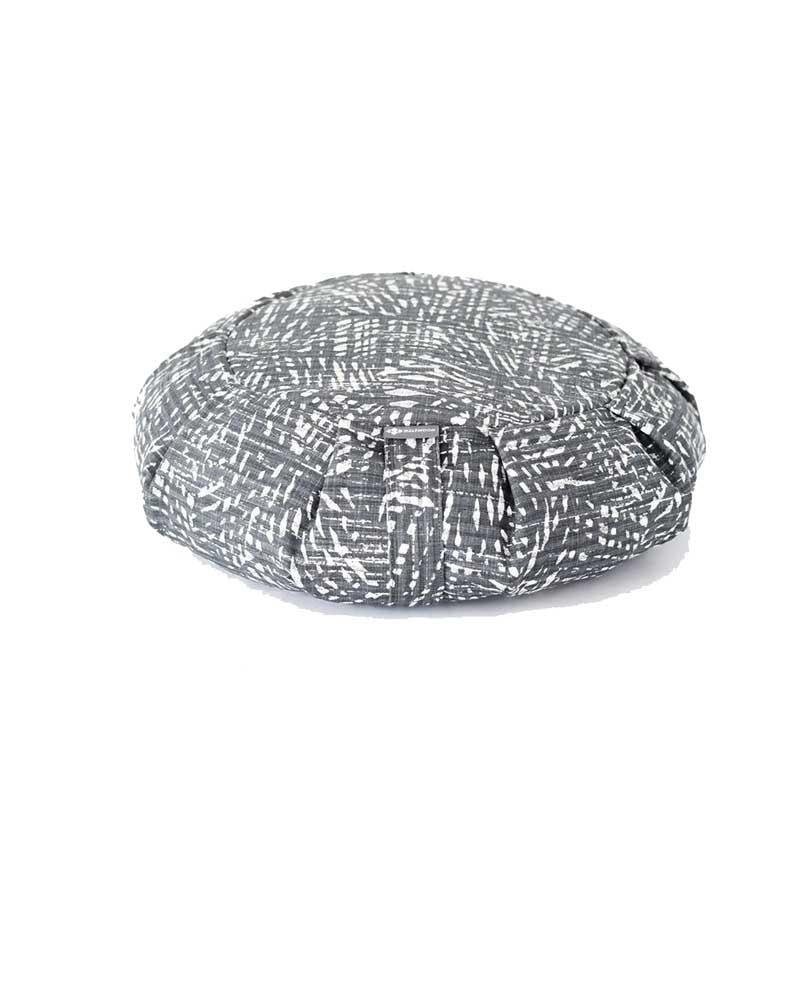 Round Meditation Cushion - Mukha Yoga