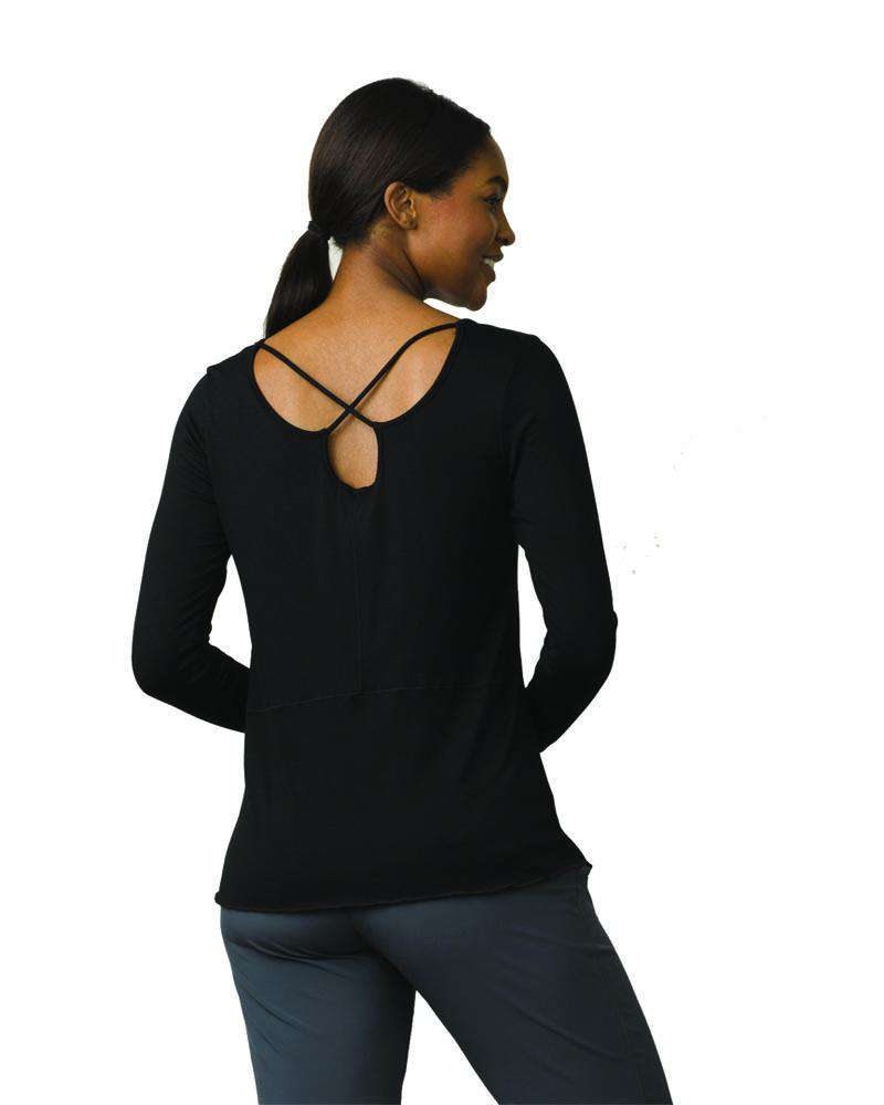 Sasha Long Sleeve Top - Mukha Yoga