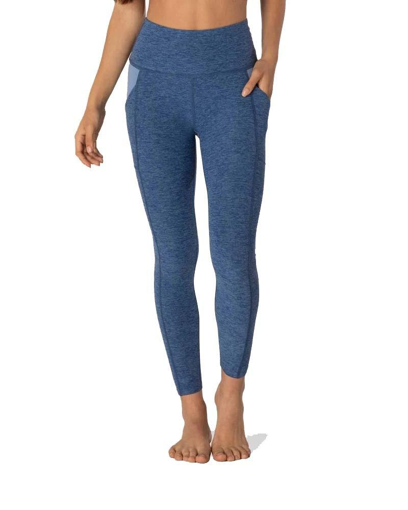 Spacedye In The Mix High Waisted Legging - Mukha Yoga