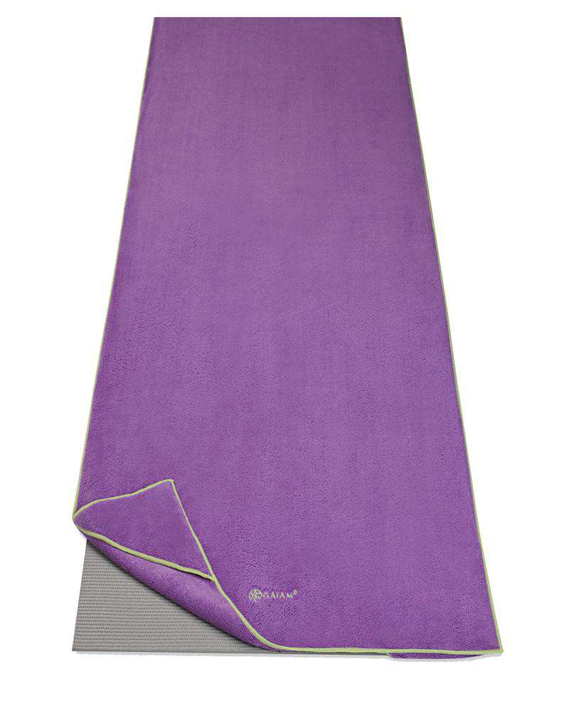 Stay Put Yoga Towel - Mukha Yoga
