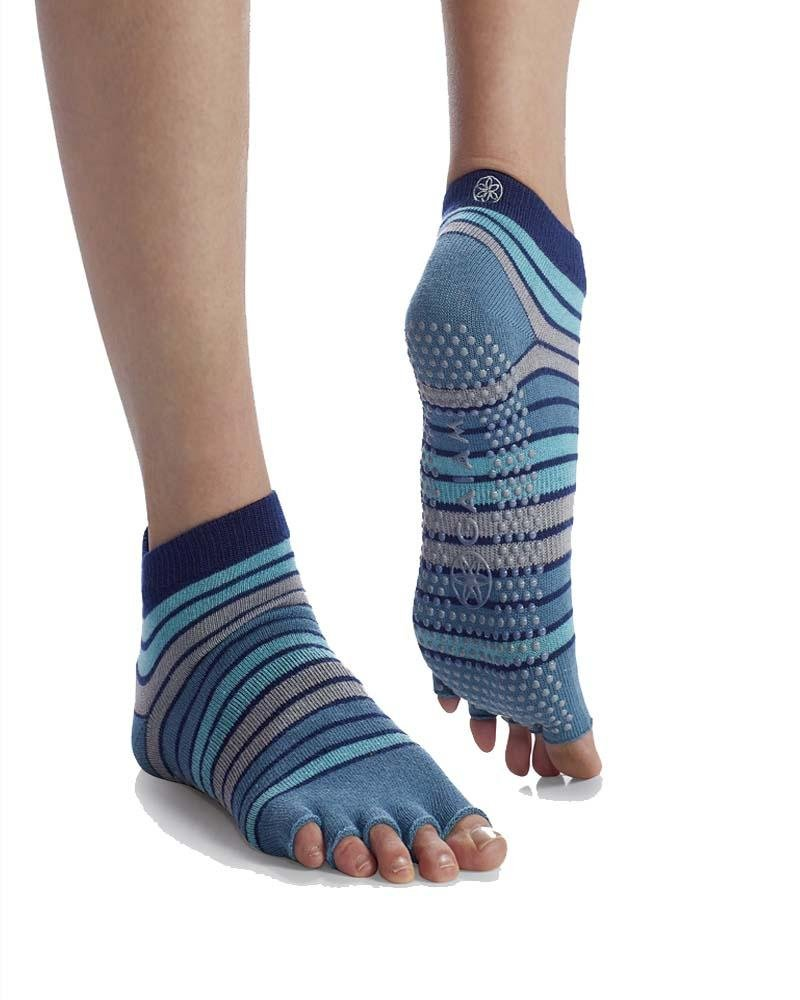 Toeless Yoga Socks - Mukha Yoga