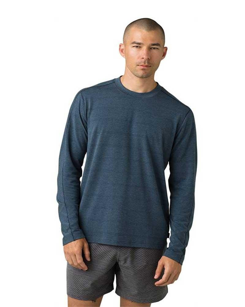 Watchtower Long Sleeve Top - Mukha Yoga