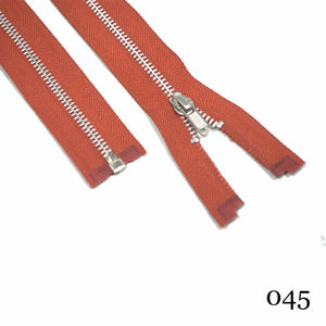 "#3 36"" Aluminum Zipper Separating - Various Colors"