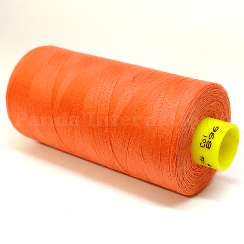 Gutermann Mara 120 1,000m  - Pink, Coral, Red, Burgandy, Muave - Row 9