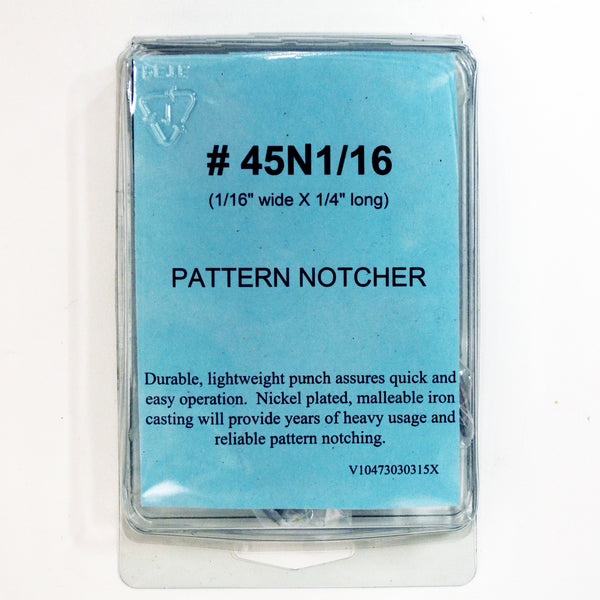Pattern Notcher (Imported) - 1-pk