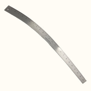 Fairgate Metal Curve Stick/ Hip Curve 24""