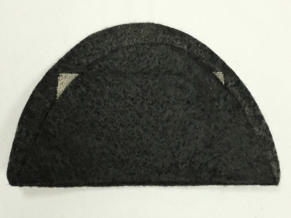 Shoulder Pad A Black Back
