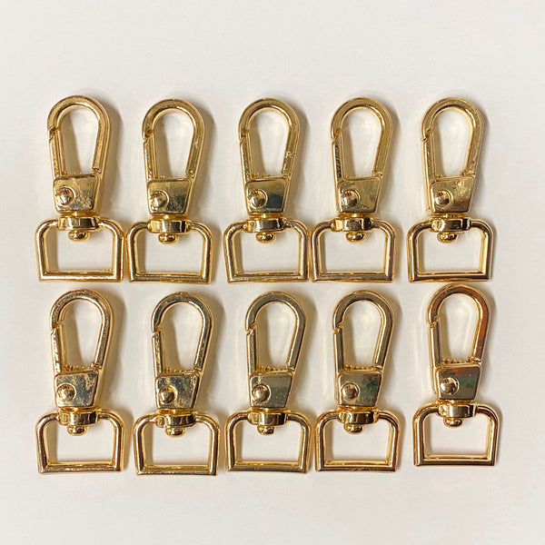 Shiny Gold Color Clasp