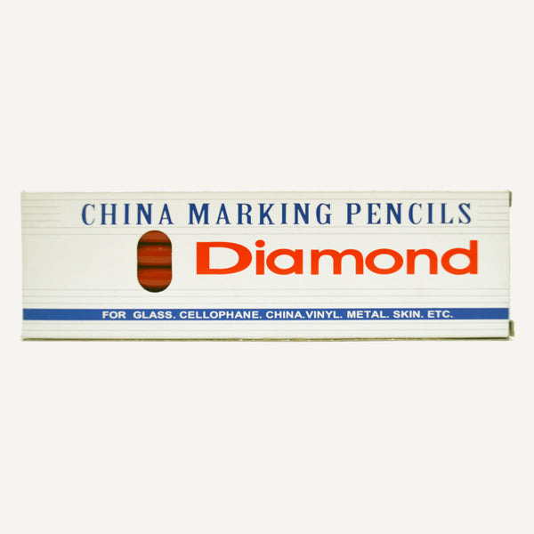 Diamond China Marking Pencil - 12-pk