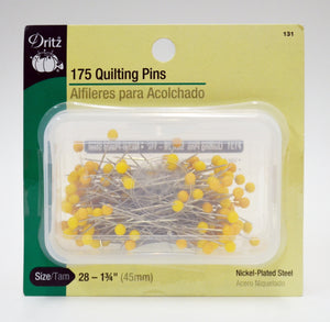 Quilting Pins (Size 28) 175-pk