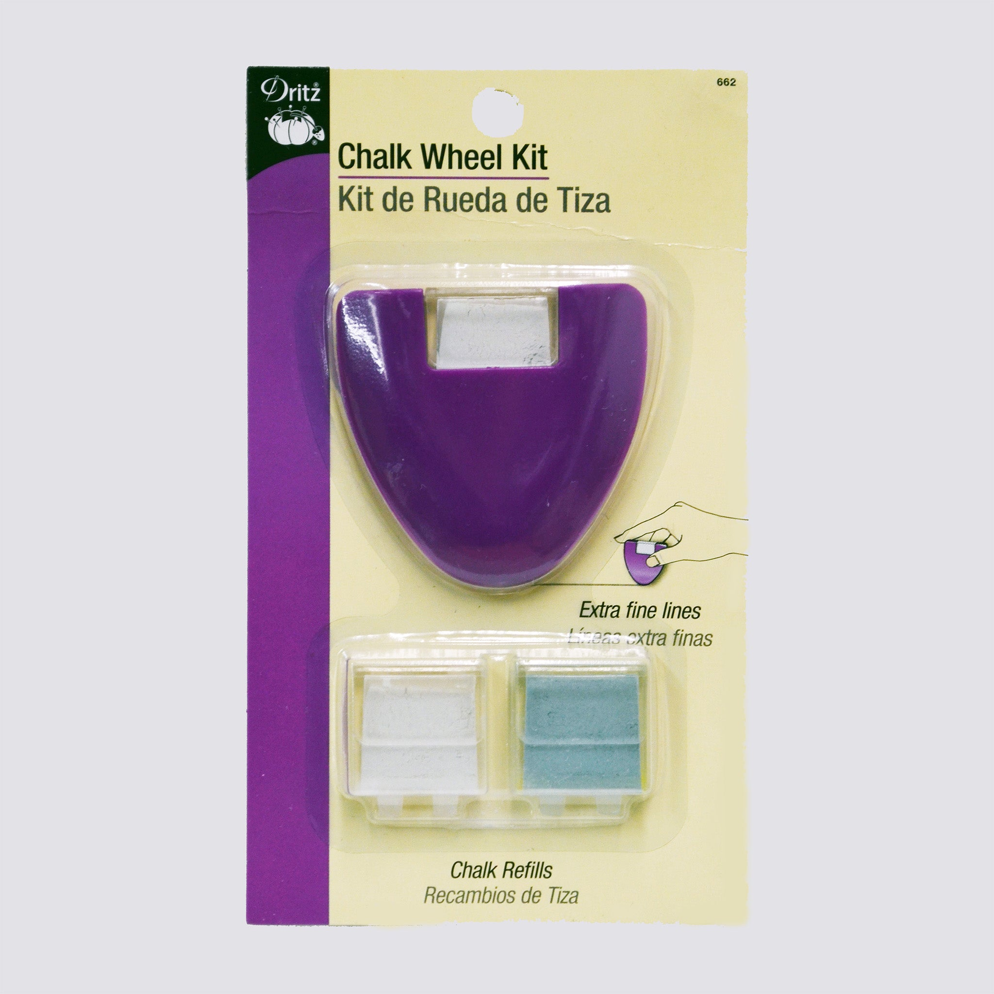 Chalk Wheel Kit