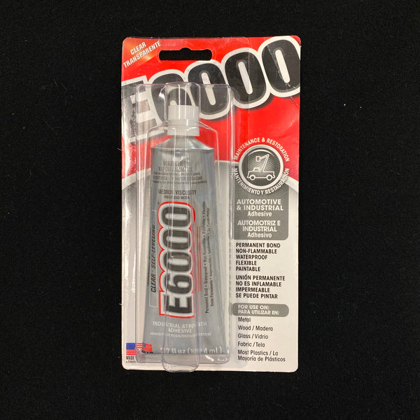 E-6000 Permanent Craft Adhesive