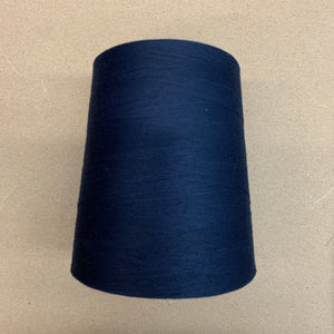 100% Polyester Tex 27 Sewing Thread 10,000 Yards-Navy 5974