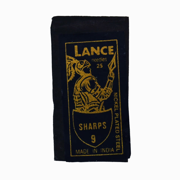 Lance Sharps - Multiple Sizes - 25-pk