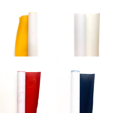 Wax Tracing Paper (Blue, White, Yellow, Red)