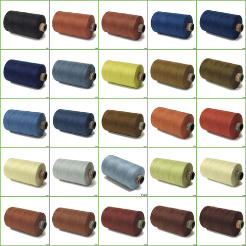 Tex-40 Poly-wrapped Saba C 80 Amann Thread (1287 - 1350)