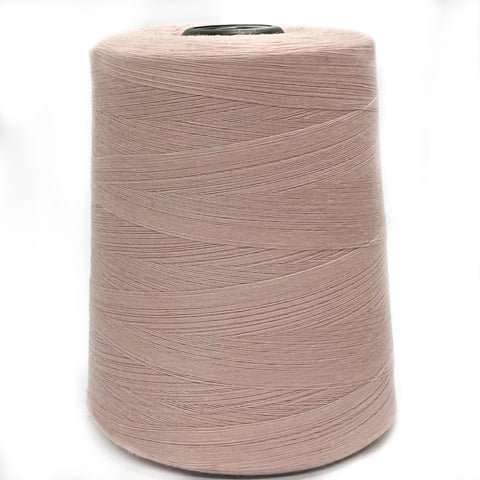 100% Polyester Tex 27 Sewing Thread 10,000 Yards - Blush #6703