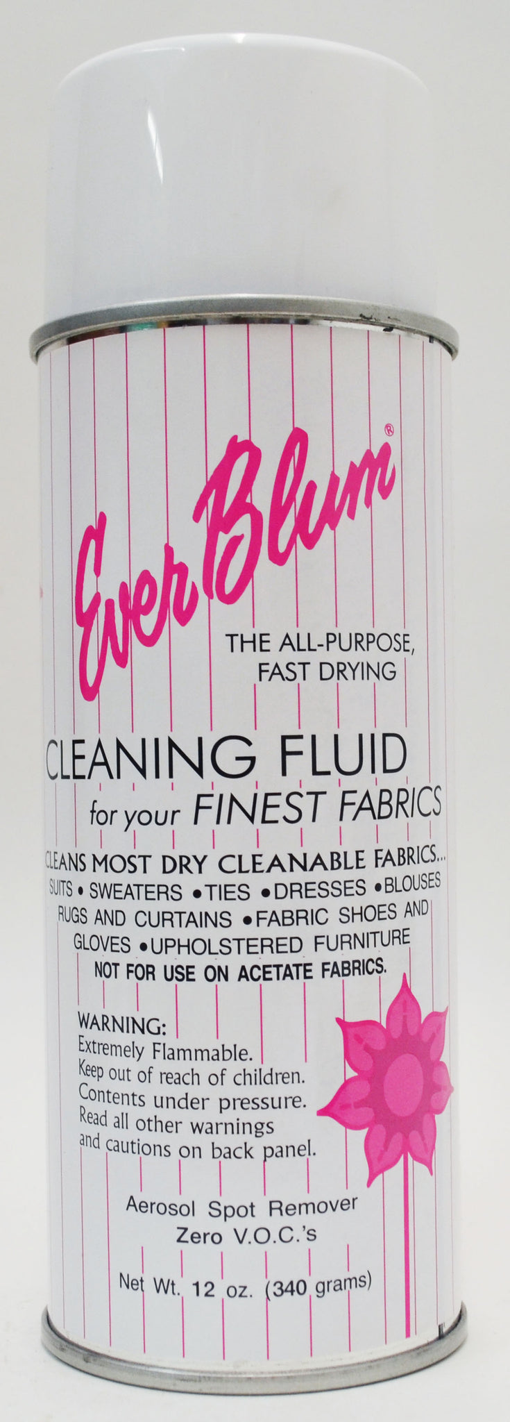 Ever Blum Cleaning Fluid
