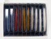 Yildiz Corcor Tailors Soft Chalk - 10 -pk - Assorted Colors