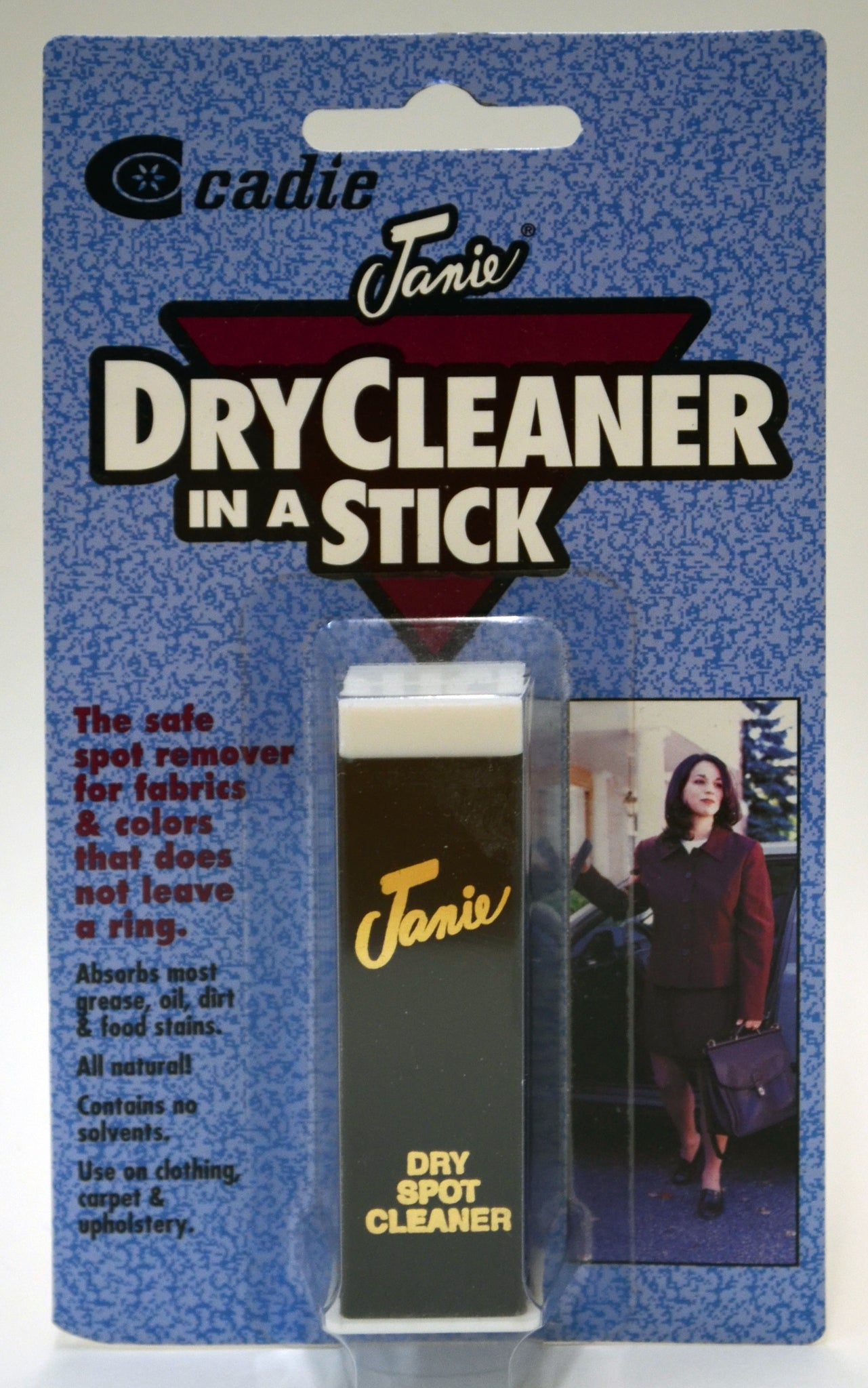 Janie Dry Cleaner In A Stick - 1 -pk