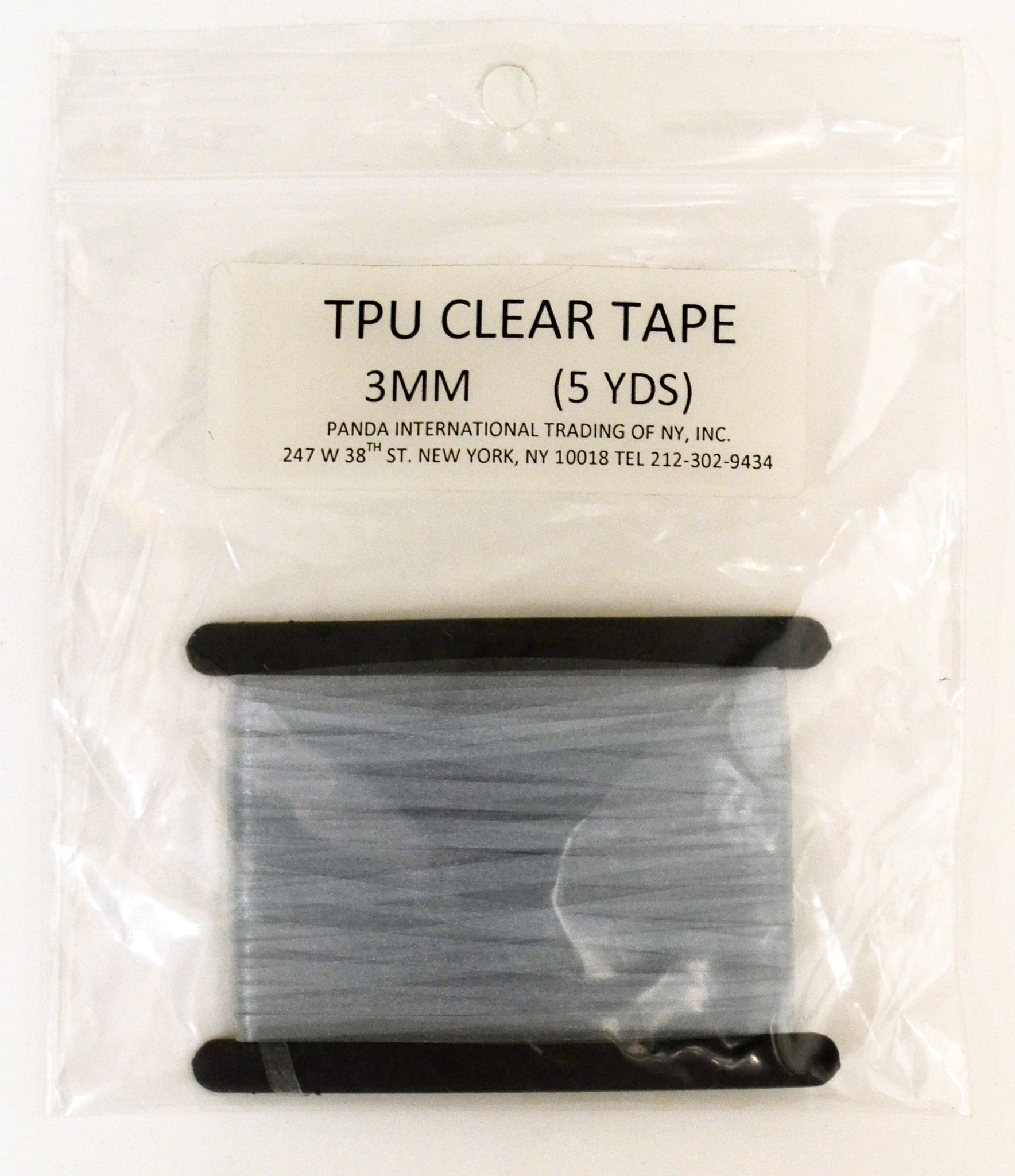 TPU Clear Tape - 5yds