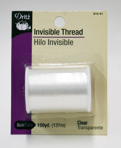 Dritz Invisible Thread - 1-pk
