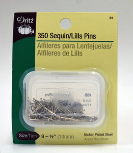 Sequin-Lills Pins - 350-pk