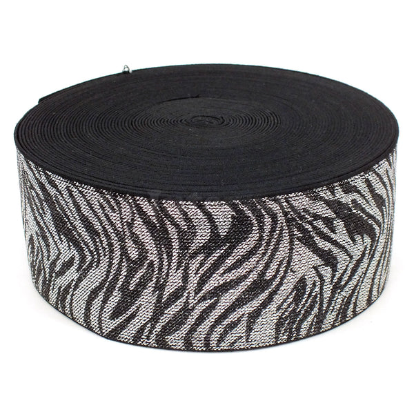 Fancy Elastic - Multiple Styles - 3""