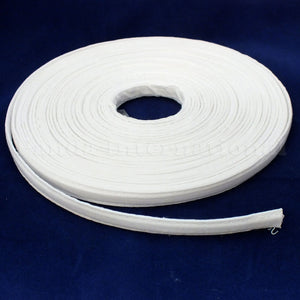 Covered Polyester Boning - White - 12YD