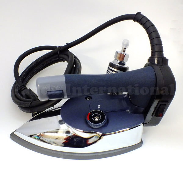 Ace-Hi AH-100G Industrial Gravity Feed Steam Iron Set