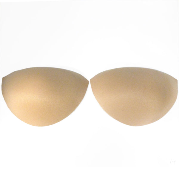 Nude Bra Cups - Multiple Sizes - 1-pair