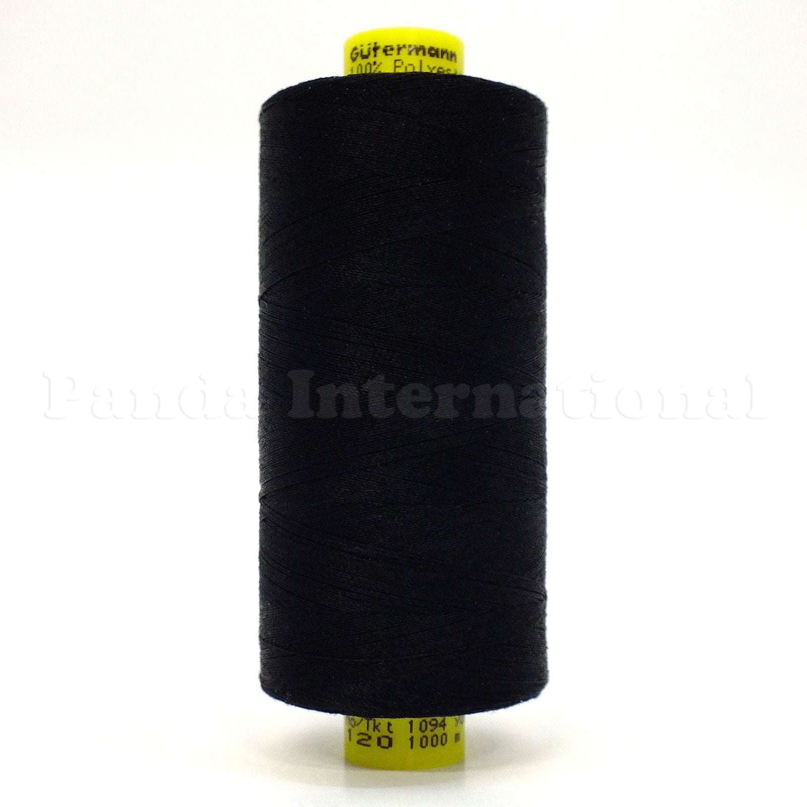 Gutermann Mara 120 1,000m - BLACK - WHITE