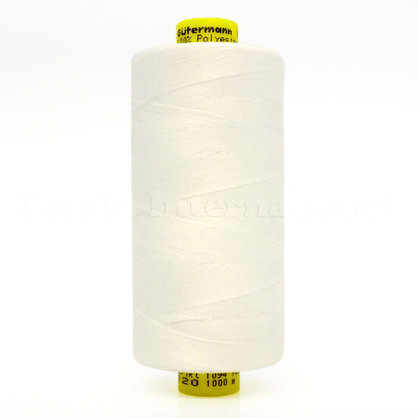 Gutermann Mara 120 1,000m -Off Whites, Yellows, Neutrals