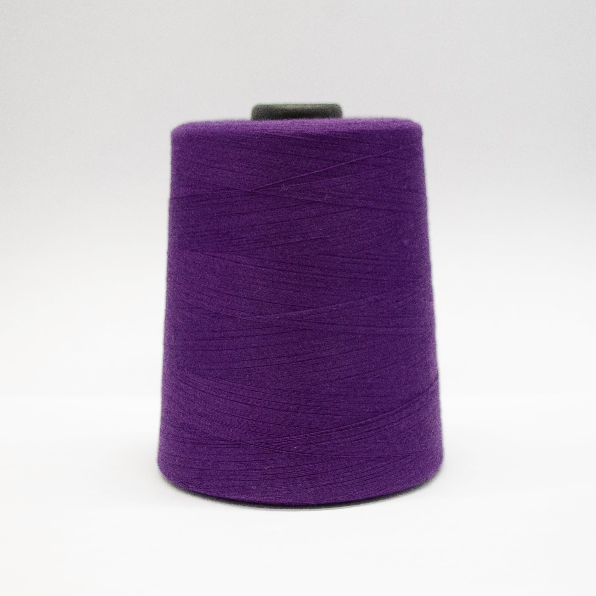 100% Polyester Tex 27 Sewing Thread 10,000 Yards - Purple #6166