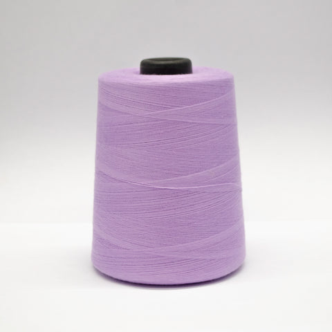 100% Polyester Tex 27 Sewing Thread 10,000 Yards - Light Purple #6137