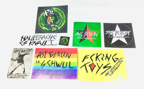 ASI Berlin Sticker Pack