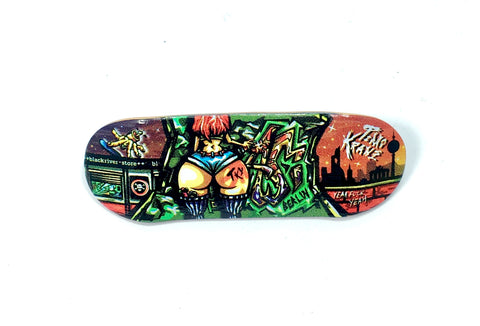 "Catita X TKY ""Berlin"" BerlinWood"