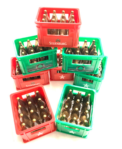 Miniature Beer Case