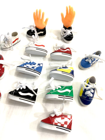 Real Fake Mini Finger Vans