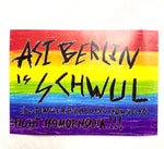 ASI Berlin Sticker