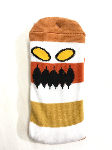 Toy Machine Socks Monster Big Stripe